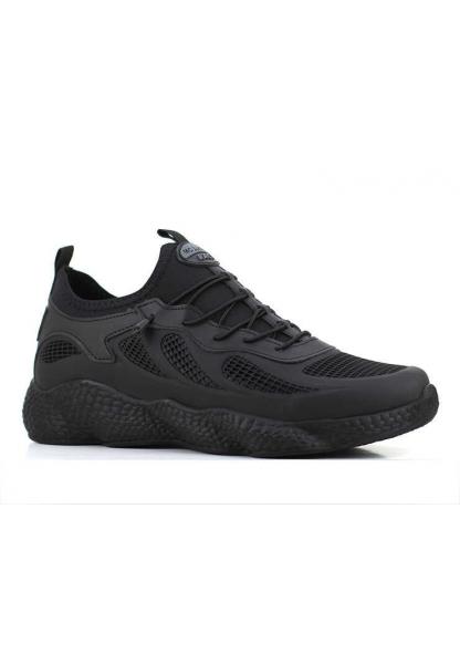 Pride Erkek Sneakers Spor Ayakkabı - Siyah