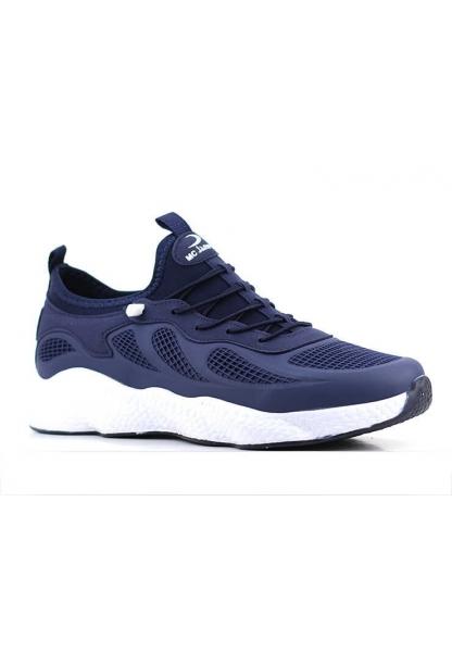 Pride Erkek Sneakers Spor Ayakkabı - Mavi