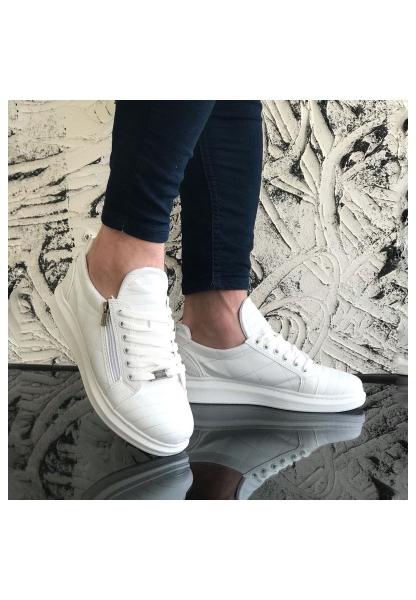 Wagoon WG502 Beyaz Erkek Casual Ayakkabı