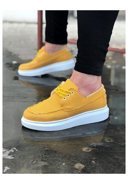 WG503 Sarı Erkek Spor Ayakkabı