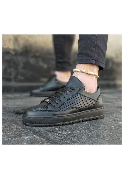 WG505 Kömür Erkek Günlük Ayakkabı
