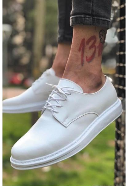 AHN003 BT Erkek Ayakkabı BEYAZ