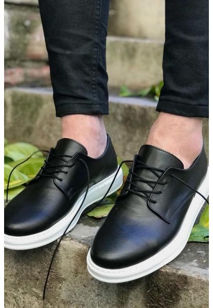 AHN003 BT Erkek Ayakkabı SİYAH