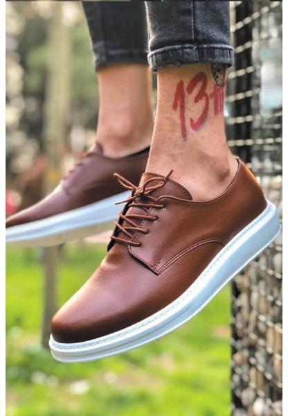 AHN003 BT Erkek Ayakkabı TABA