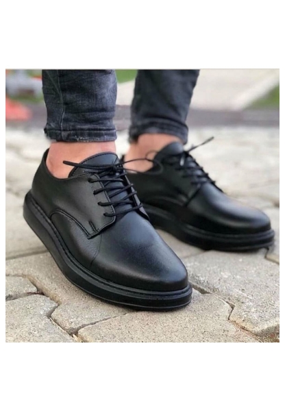 AHN003 ST Erkek Ayakkabı SİYAH