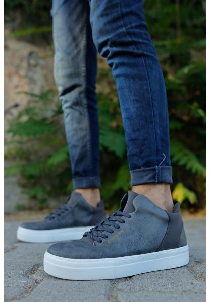 AHN004 BT Erkek Ayakkabı ANTRASİT
