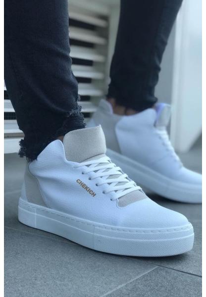 AHN004 BT Erkek Ayakkabı BEYAZ