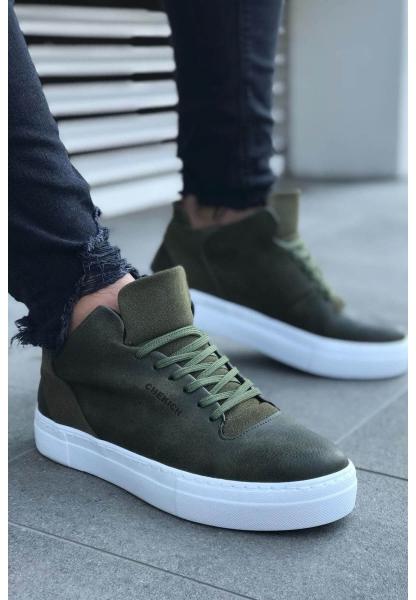 AHN004 BT Erkek Ayakkabı HAKİ