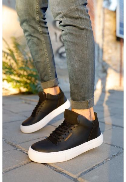 AHN004 BT Erkek Ayakkabı SİYAH