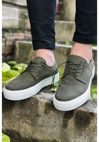 AHN005 BT Erkek Ayakkabı HAKİ