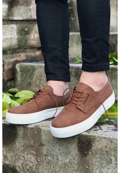 AHN005 BT Erkek Ayakkabı TABA
