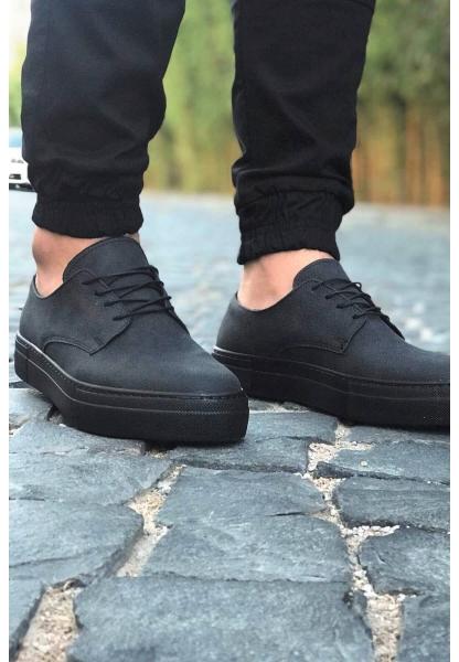 AHN005 ST Erkek Ayakkabı SİYAH