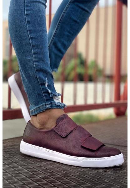 AHN007 BT  Erkek Ayakkabı BORDO