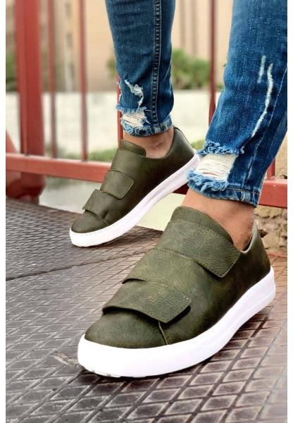 AHN007 BT  Erkek Ayakkabı HAKİ