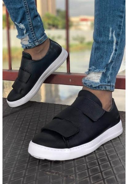 AHN007 BT  Erkek Ayakkabı SİYAH