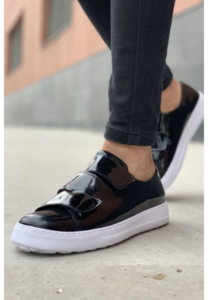 AHN007 Rugan BT Erkek Ayakkabı SİYAH