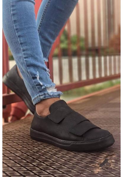 AHN007 ST Erkek Ayakkabı SİYAH