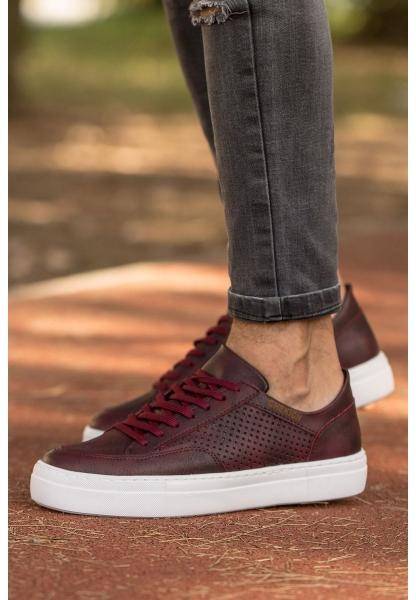 AHN015 BT Erkek Ayakkabı BORDO