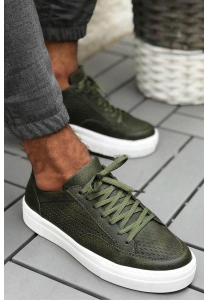 AHN015 BT Erkek Ayakkabı HAKİ