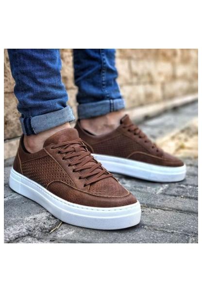 AHN015 BT Erkek Ayakkabı TABA