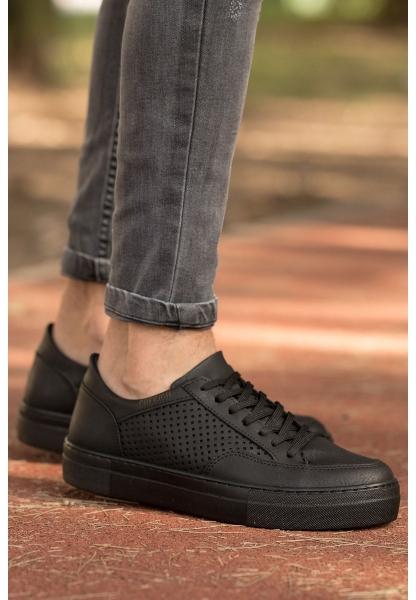AHN015 ST Erkek Ayakkabı SİYAH