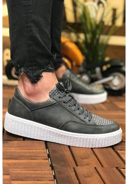 AHN017 BT Erkek Ayakkabı ANTRASİT