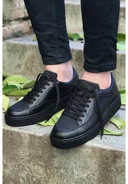 AHN017 ST Erkek Ayakkabı SİYAH