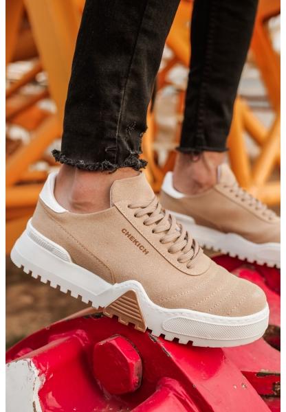AHN037SBT Erkek Ayakkabı KUM