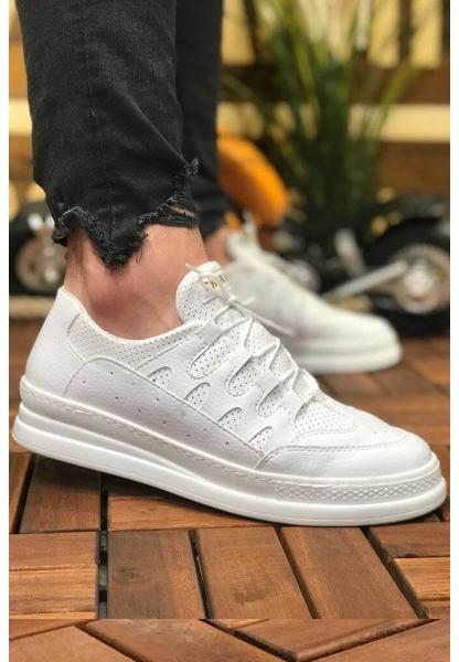 AHN040 BT Erkek Ayakkabı BEYAZ