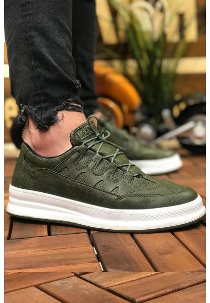 AHN040 BT Erkek Ayakkabı HAKİ