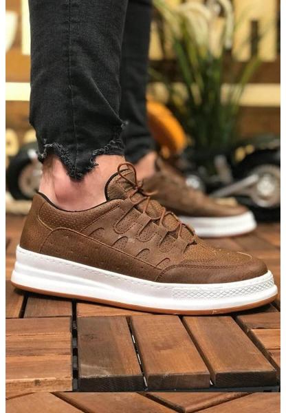 AHN040 BT Erkek Ayakkabı TABA
