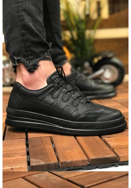 AHN040 ST Erkek Ayakkabı SİYAH