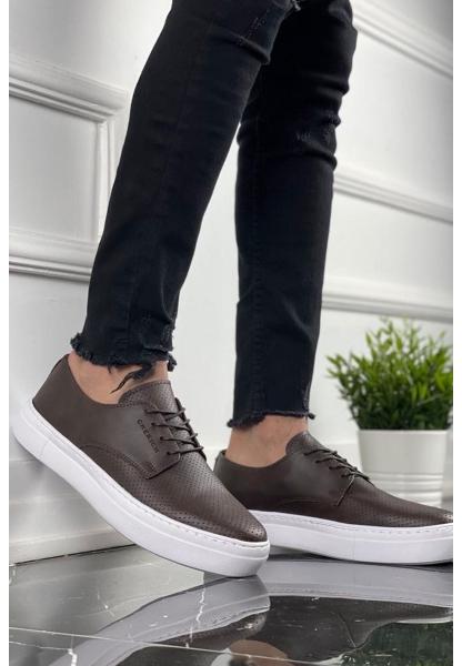 AHN061 BT Erkek Ayakkabı KAHVE