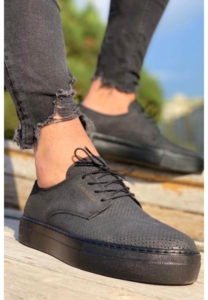 AHN061 ST Erkek Ayakkabı SİYAH