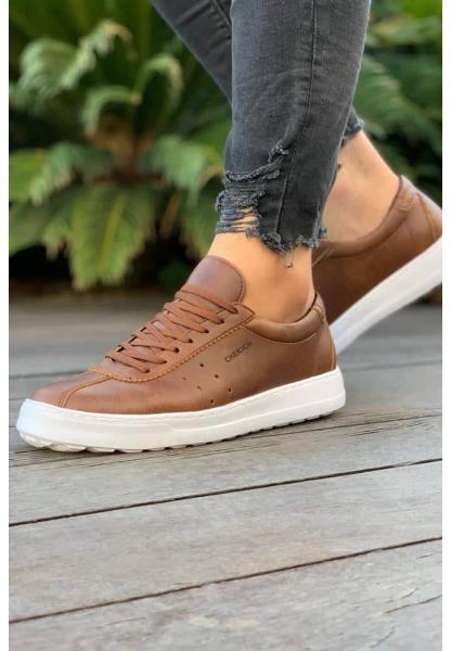 AHN063 BT Erkek Ayakkabı TABA