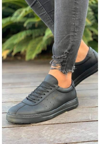 AHN063 ST Erkek Ayakkabı SİYAH