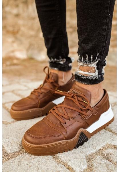 AHN067 TBT Erkek Ayakkabı TABA