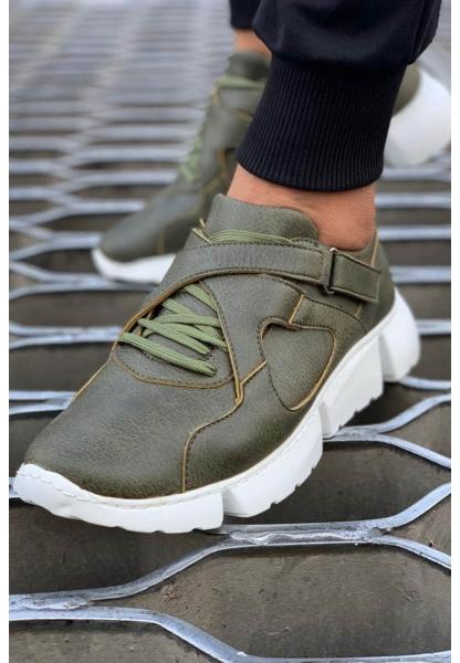 AHN071 BT Erkek Ayakkabı HAKİ