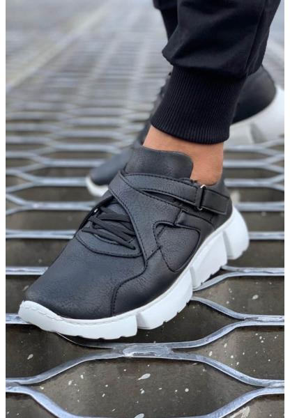 AHN071 BT Erkek Ayakkabı SİYAH