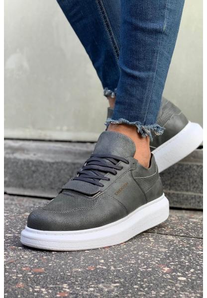 AHN073 BT Erkek Ayakkabı ANTRASİT