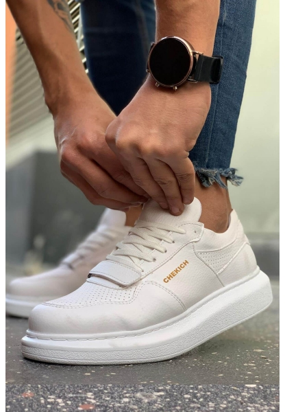 AHN073 BT Erkek Ayakkabı BEYAZ
