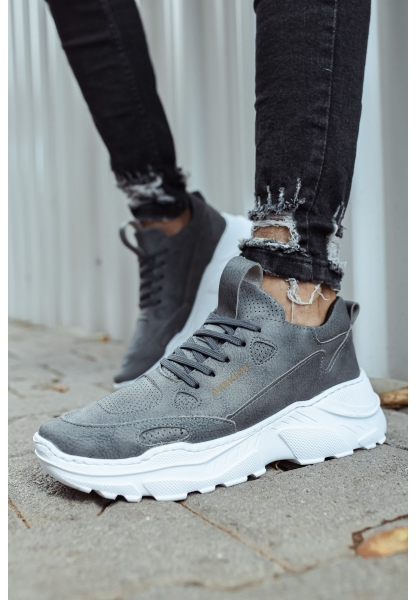 AHN089 BT Erkek Ayakkabı ANTRASİT
