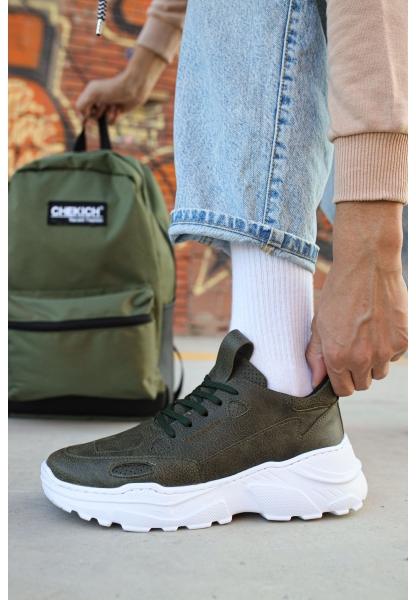 AHN089 BT Erkek Ayakkabı HAKİ
