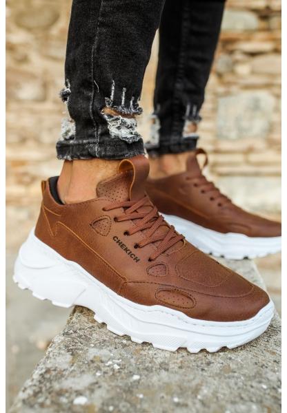 AHN089 BT Erkek Ayakkabı TABA