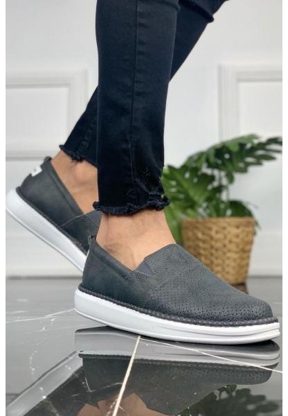 AHN091 BT Erkek Ayakkabı ANTRASİT