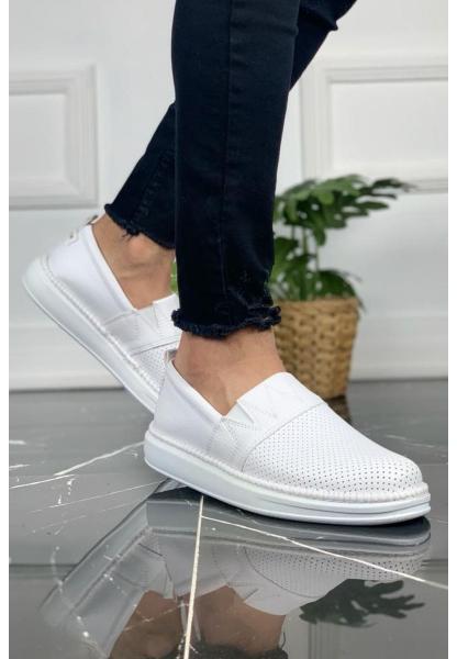 AHN091 BT Erkek Ayakkabı BEYAZ