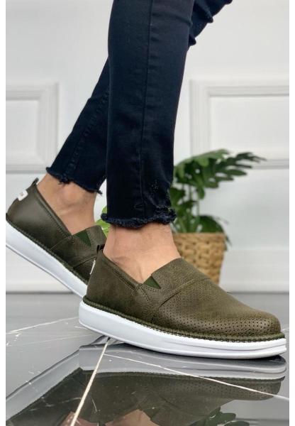 AHN091 BT Erkek Ayakkabı HAKİ