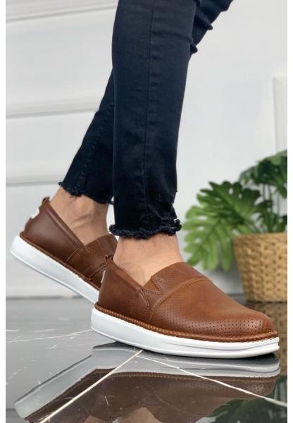 AHN091 BT Erkek Ayakkabı TABA
