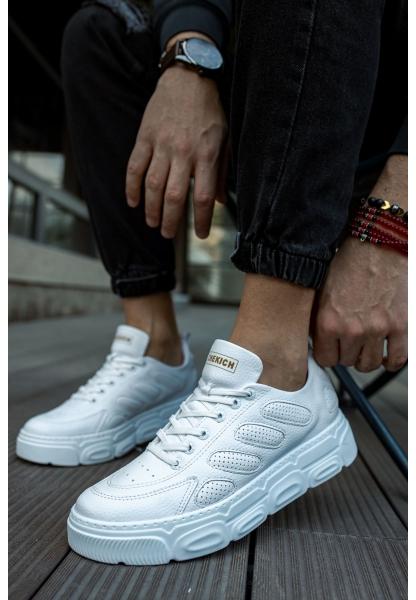 AHN105 BT Erkek Ayakkabı BEYAZ