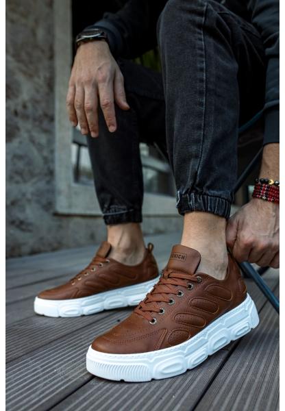 AHN105 BT Erkek Ayakkabı TABA